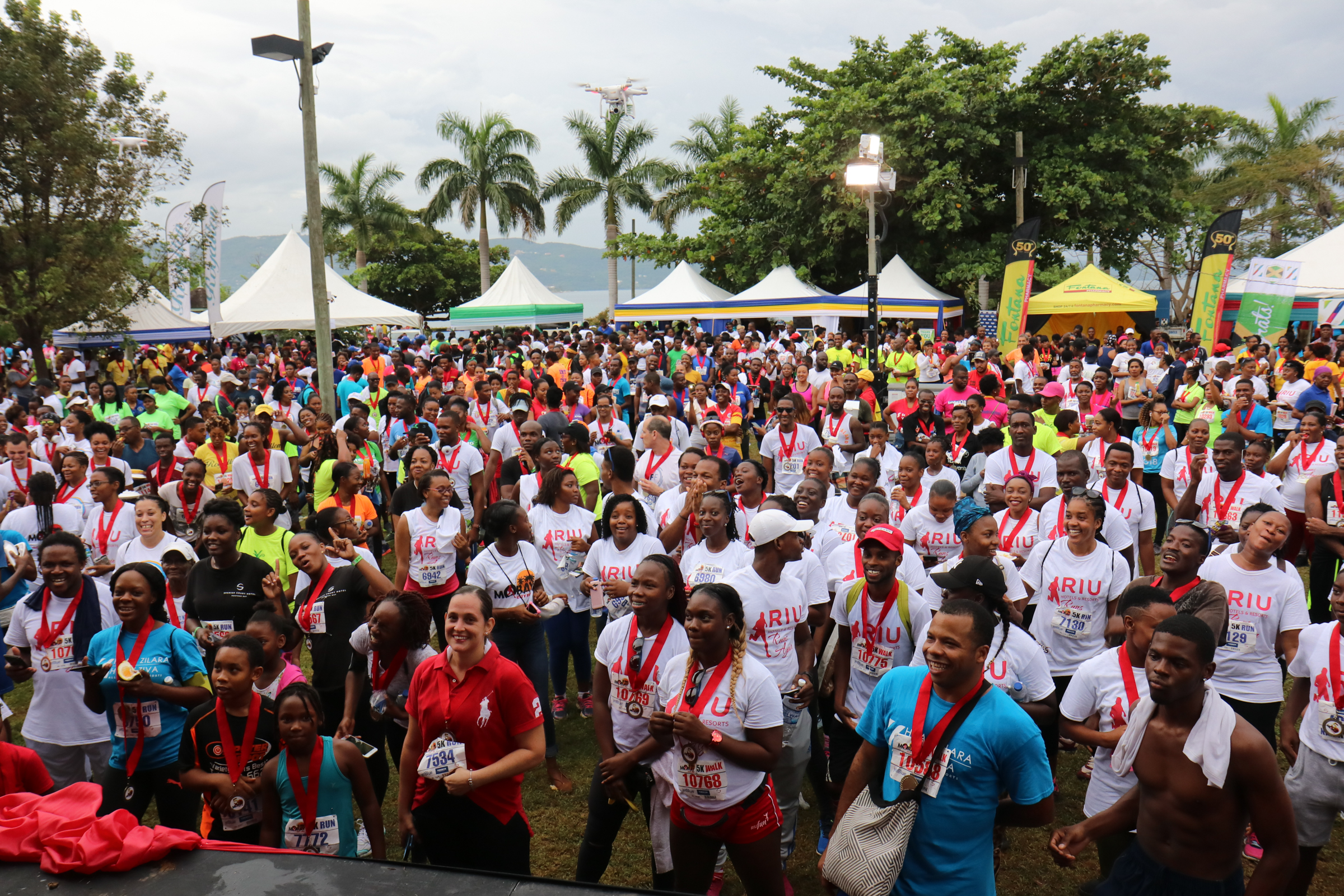 MoBay City Run Participants Awarded Millions In Prizes